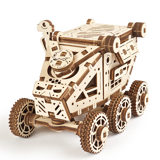 Vehículo marciano