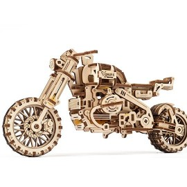 Мотоцикл Scrambler UGR-10