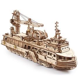 Науково-дослідне судно