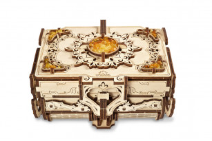 «The Amber Box» mechanical model kit