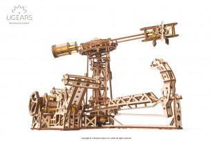 Fliegel mechanische Modell Bausatz