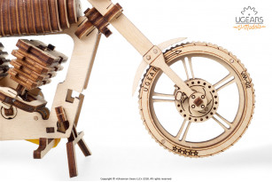«Bike » mechanical model kit