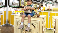 Ugears together with National Geographic at Hong Kong Book Fair (July 23-25)!