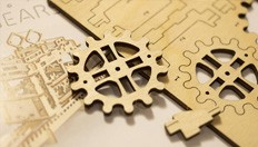 Ugears: extraordinary mechanical models for kids and grown-ups