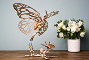 «Butterfly» mechanical model kit