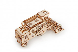 Combine Harvester mechanical model kit