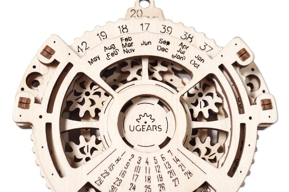 Ugears Date navigator