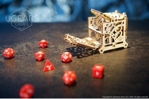 Сховище дайсів: девайс для настільних ігор