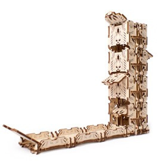 Modular Dice Tower