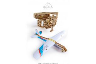Lanza-aviones – maqueta mecánica