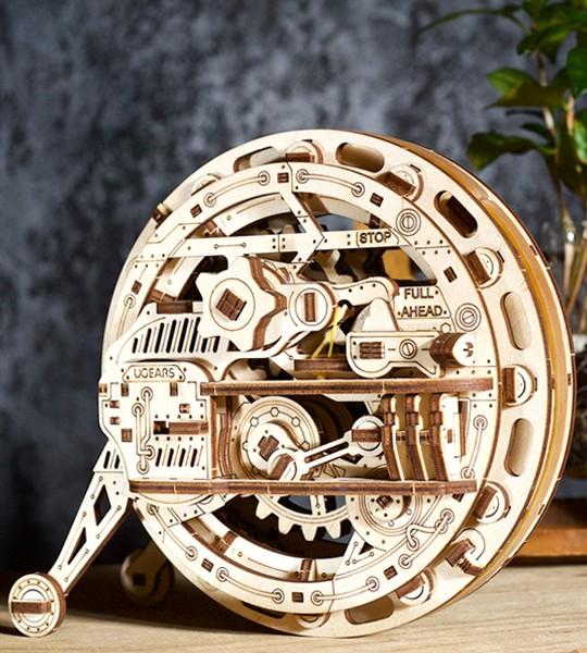 Monowheel: el Ugears modelo mecánico