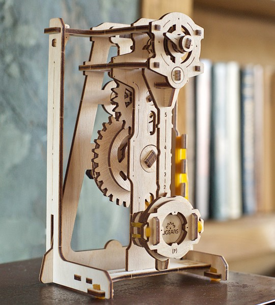 UGEARS STEM lab Pendel