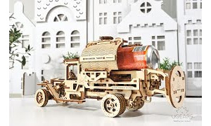 Model Mechanical Tanker
