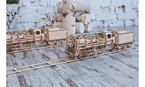 Модель Паровоз