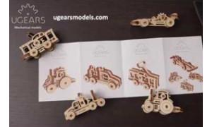 U-Fidgets-Fahrzeuge