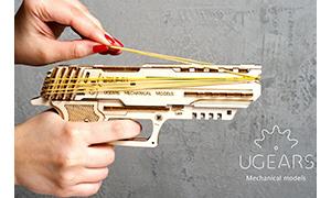 "Modell ""Pistole Wolf-01"""