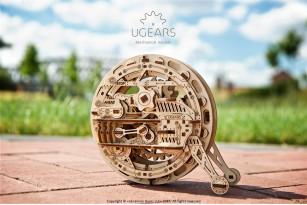 Mechanischer Modellbausatz «Monowheel»