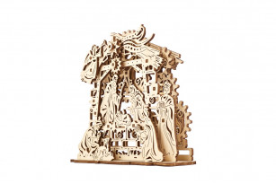 Nativity Scene mechanical model kit
