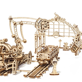 Rail Mounted Manipulator