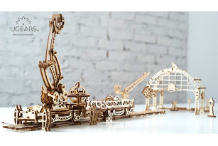 Rail Mounted Manipulator Model