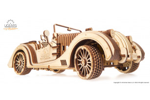 «Roadster VM-01» mechanical model kit