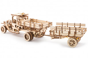 Set of Additions for UGM-11 Truck model