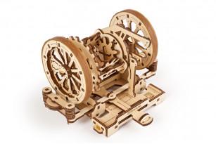 Diferencial – kit educativo modelo mecánico