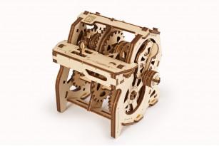 La caja de cambios – kit educativo modelo mecánico