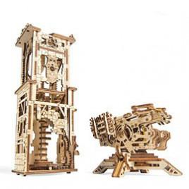 Balista y Torre