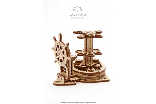 Wheel-Organizer mechanical model kit
