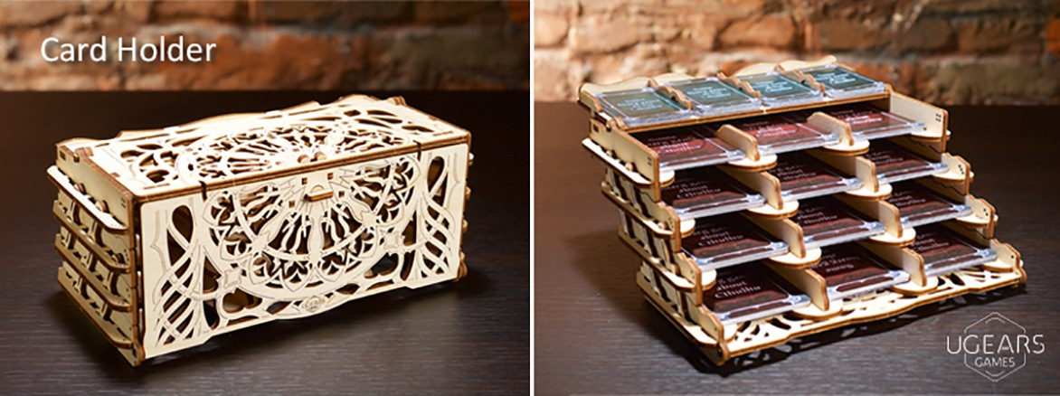 The Ugears Card Holder
