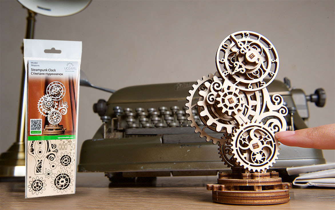 ugears collection 2019