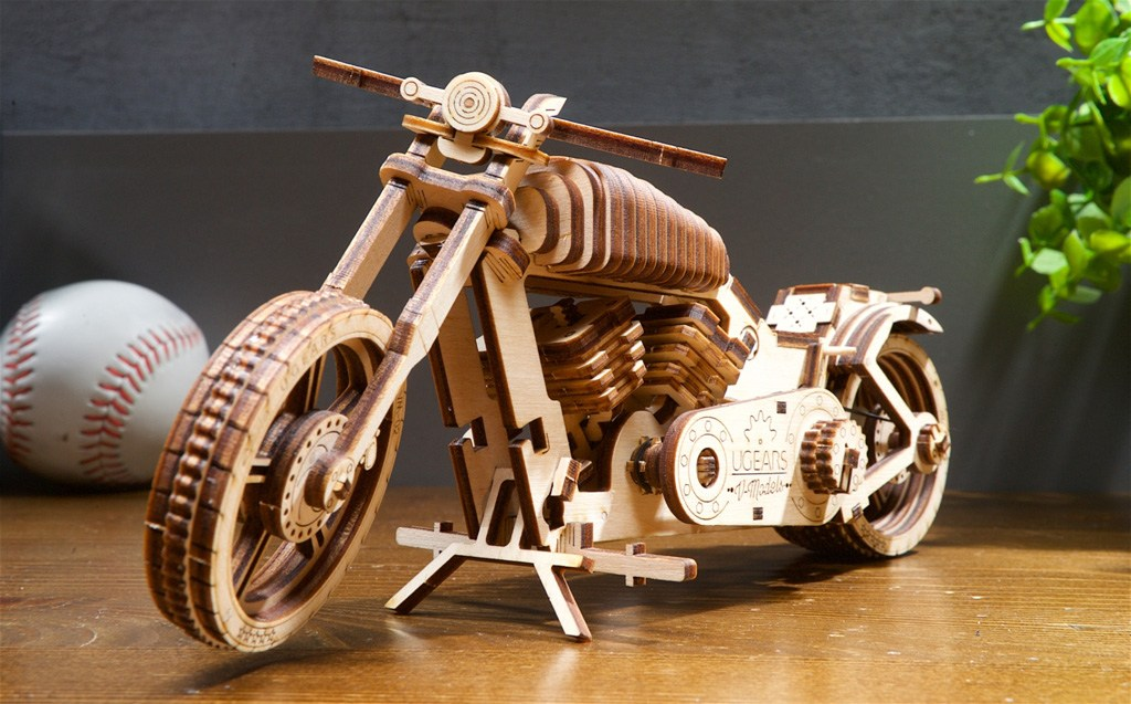 The Ugears Bike
